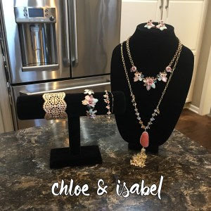 Chloe and Isabel necklaces and bracelets