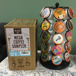 Add a Little Variety to Your Mornings with Two River's Coffee Mega Coffee Sampler