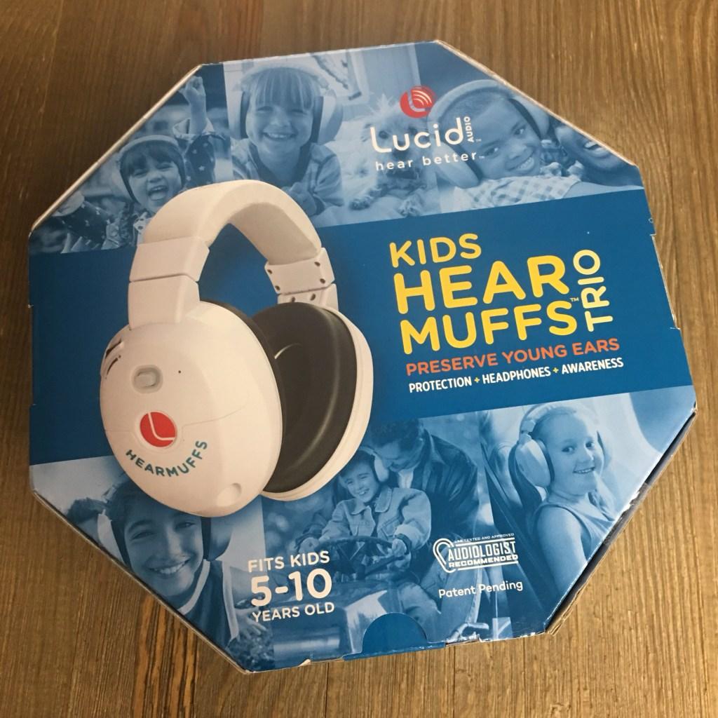 Kids HearMuffs Trio