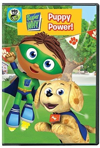 Super Why Puppy Power!
