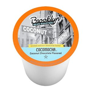 Coconut and Chocolate Lovers Dream Come True
