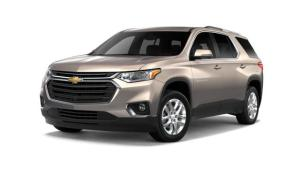The All New Chevrolet Traverse