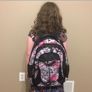 Fenrici Backpack Gratitude