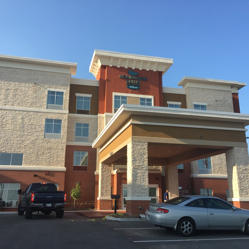 Homewood Suites by Hilton Kansas City Speedway