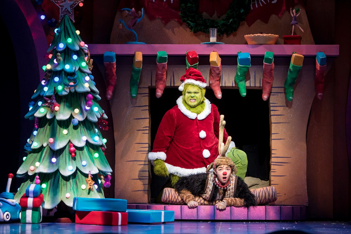Minnesota Children's Theatre: The Grinch that Stole Christmas