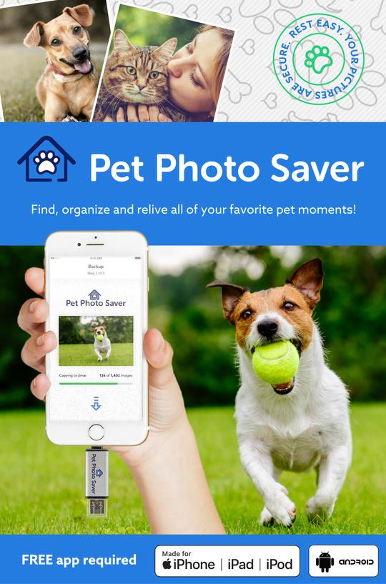 Easily Organize Your Pet Photos with Pet Photo Saver