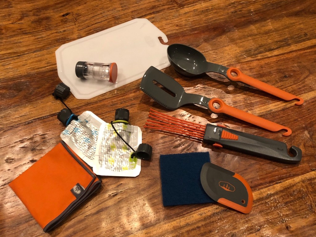 Gourmet Kitchen Essential Camping Essentials GSI Outdoors