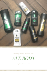 Axe Body Care