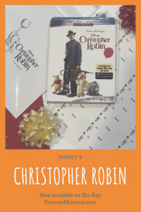 Bring Home Christopher Robin on Blu-Ray
