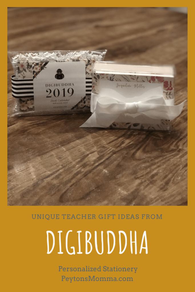 Digibuddha Personalized Stationery