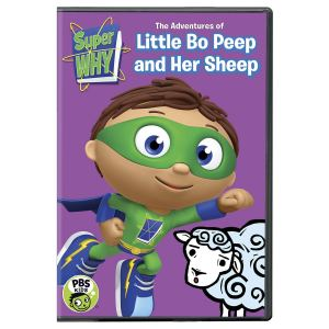 Super Why: Little Bo Peep and Her Sheep