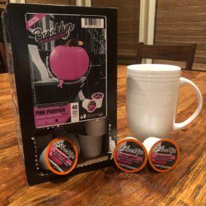 Pink Pumpkin K Cups
