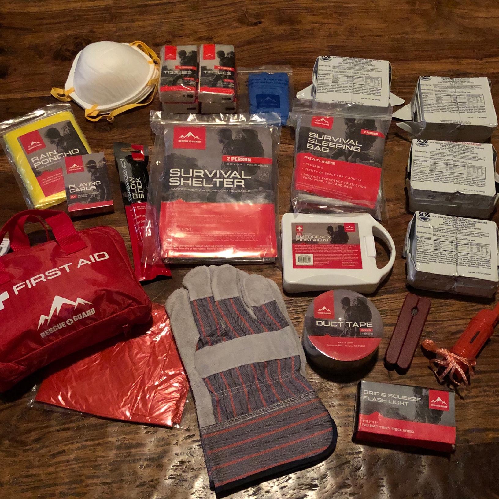 Rescue Guard Survival Pack