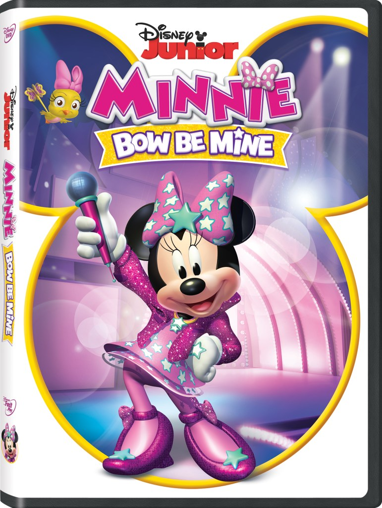 Minnie Bow Be Mine