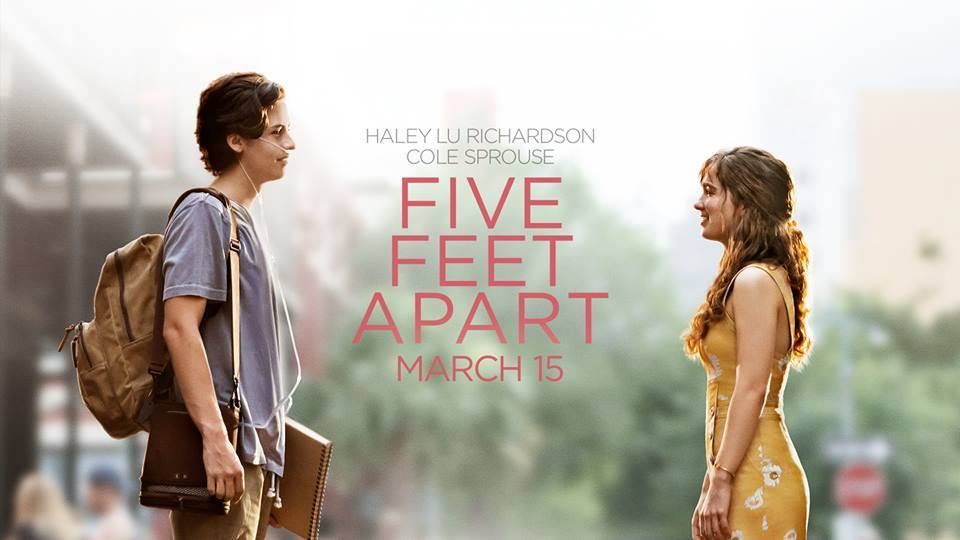 Are You Ready for Five Feet Apart?