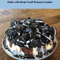 Oreo Cheesecake in Your Ninja Foodi!