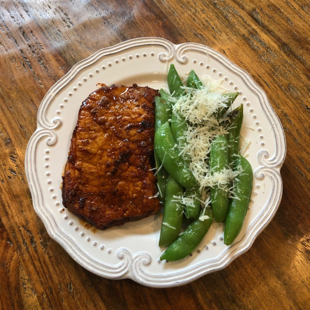 Spicy Pork Chops Weight Watchers