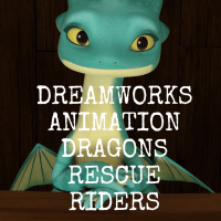 DreamWorks Animation DRAGONS RESCUE RIDERS, arriving to Netflix September 27th