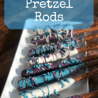 Frozen 2 Pretzel Rods