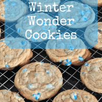 Frozen 2 Winter Wonder Cookies