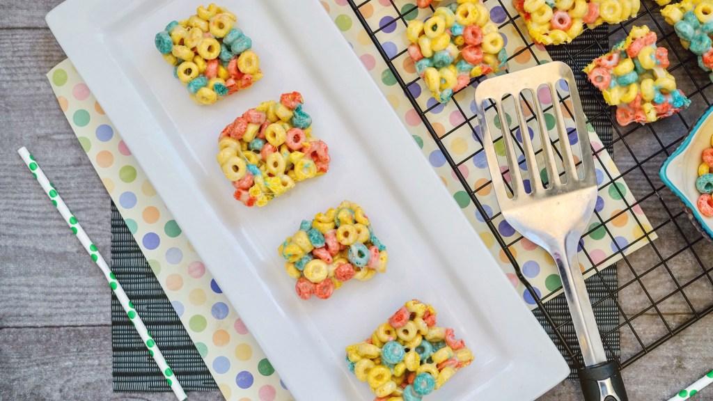 Peeps Cereal Marshmallow Treats