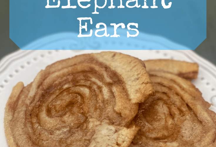 State Fair Baby Elephant Ears