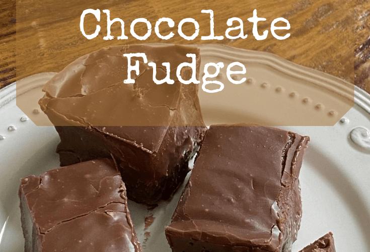 State Fair Classic Milk Chocolate Fudge