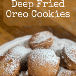 State Fair Deep Fried Oreo Cookies