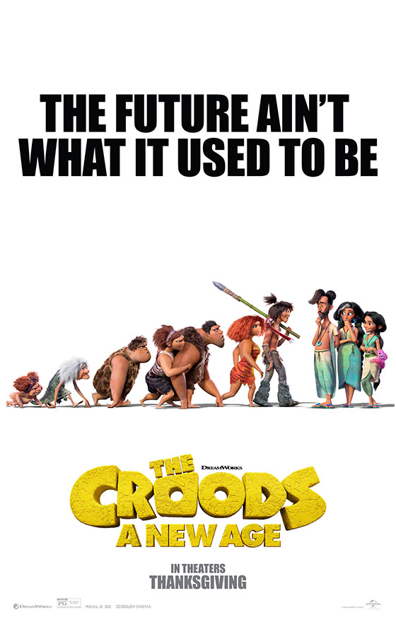 The Croods: A New Age Hitting Theaters November 25th - Peyton's Momma™