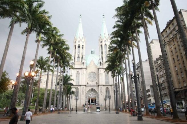 Catedral da Sé. Foto: Rubens Chiri
