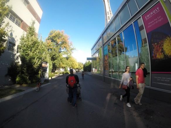 As principais atrações de Seattle ficam concentradas no Seattle Center e na orla.