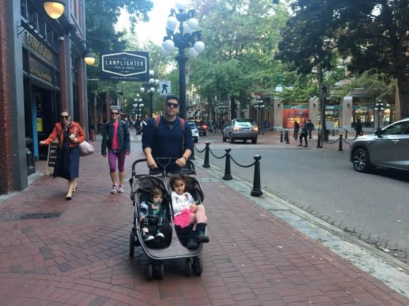 Um passeio por Gastown
