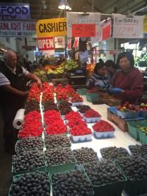 Mercado público de Granville Island