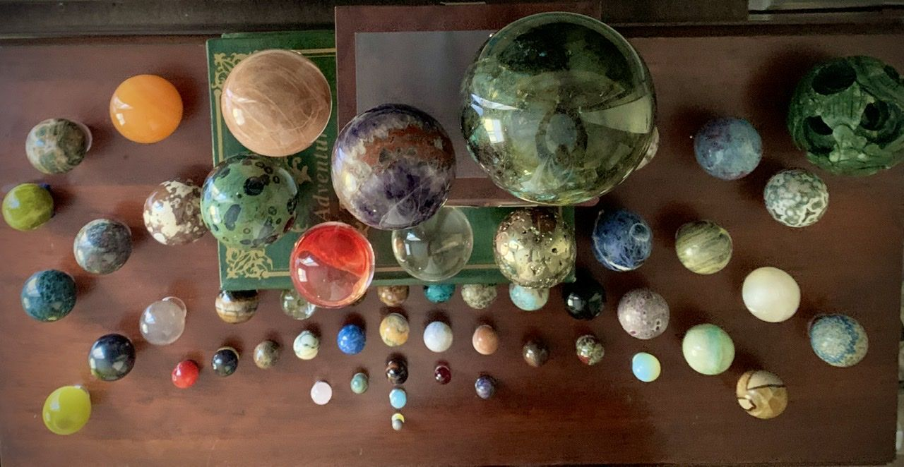 Sphere collection