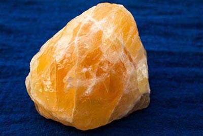 calcite mineral sample