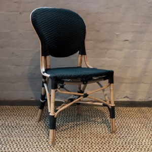 Isabell Side Chair Black