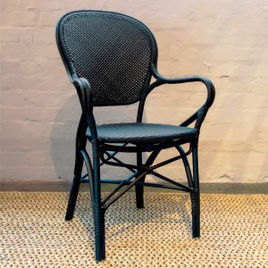 Rossini Chair Black