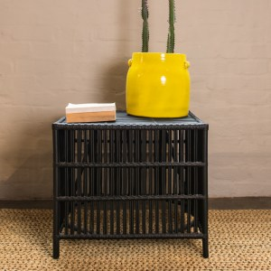 Donatello Side Table Black