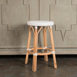 Simone Counter Stool White