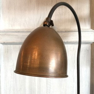 Garda Lamp Copper Shade