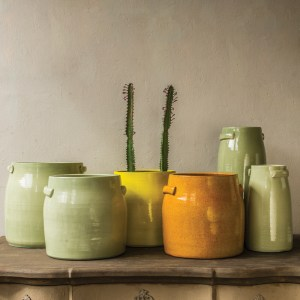 Tabor Pots and Vases