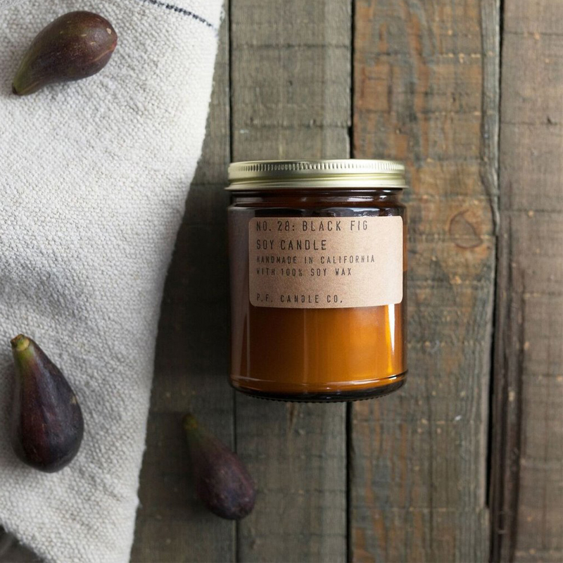 Black Fig Candle 2