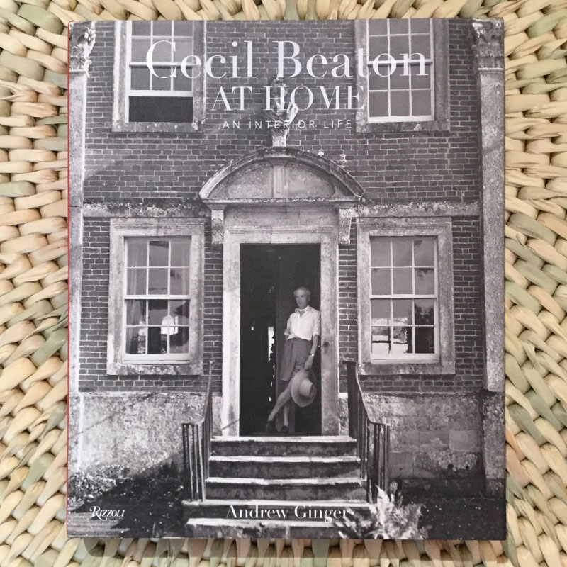 Cecil Beaton at Home: An Interior Life Written by Andrew Ginger, Foreword by Hugo Vickers