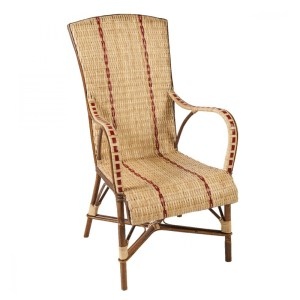 Bagatelle High Back Rattan Armchair