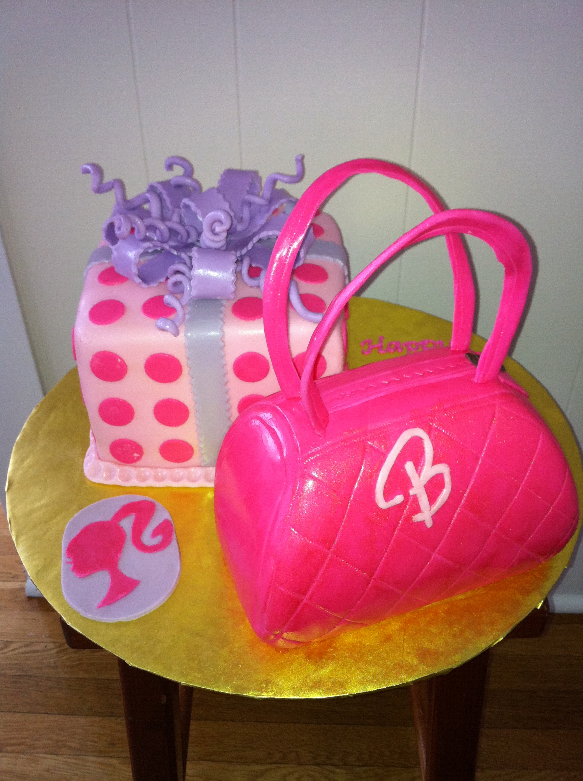 Pin Barbie Fondant Cake Ideas Downloads Pictures Cake On