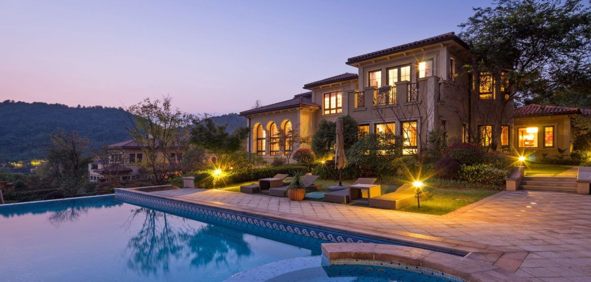 Luxury Estates for Sale Beverly Park