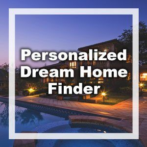 Personalized Dream Home Finder CTA
