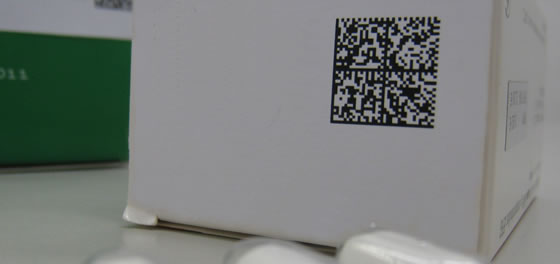 datamatrix rastreabilidade medicamento