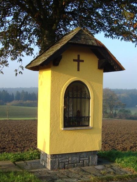 KapellenMarterl  Pfarre St Martin am Ybbsfelde