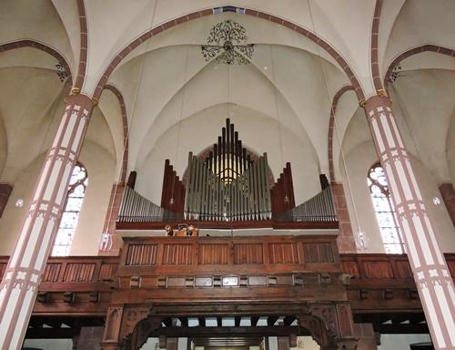 Neustadt Orgel